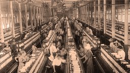 Family Labor Evolves into Factory Work