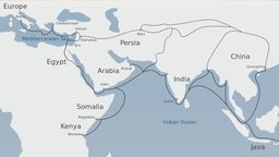 Silk Roads - In the Footsteps of Nomads